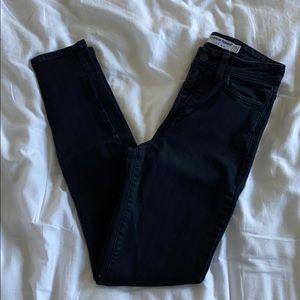 American Apparel Black Skinny Jeans